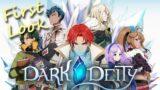 Dark Deity First Look – Classic Fire Emblem Like Gameplay